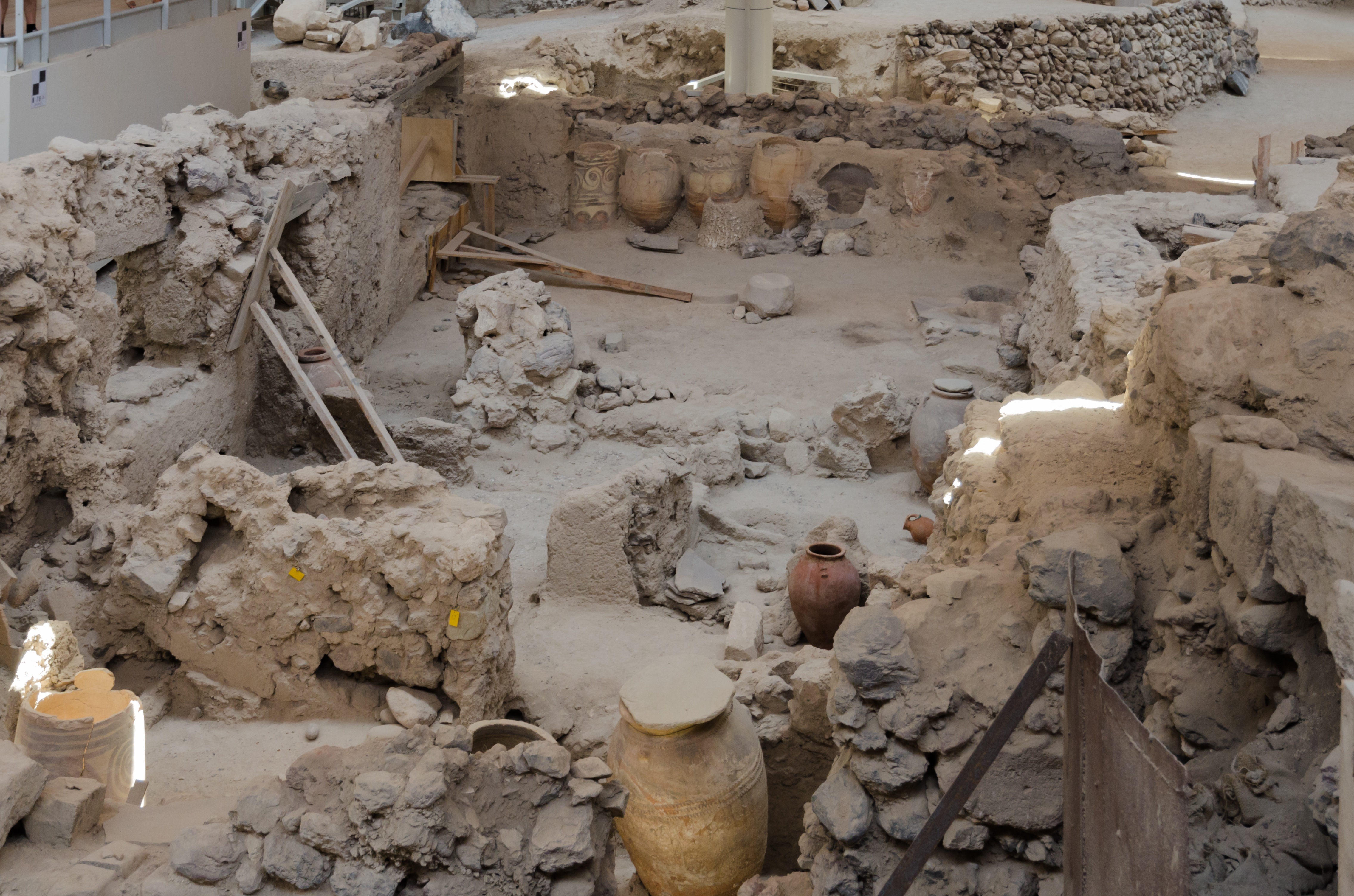 Akrotiri Archeological Site Guided Tour